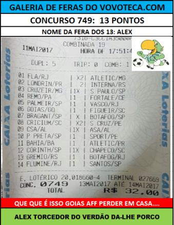 749 ALEX 13P