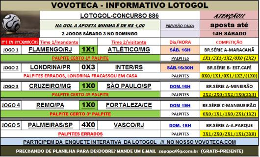 lotogol 886