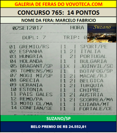 765 MAECELO 14P