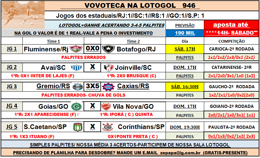 lotogol 946