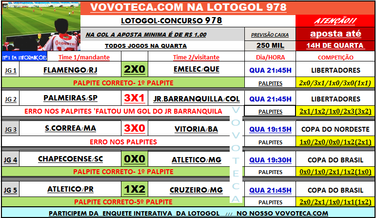 lotogol 978