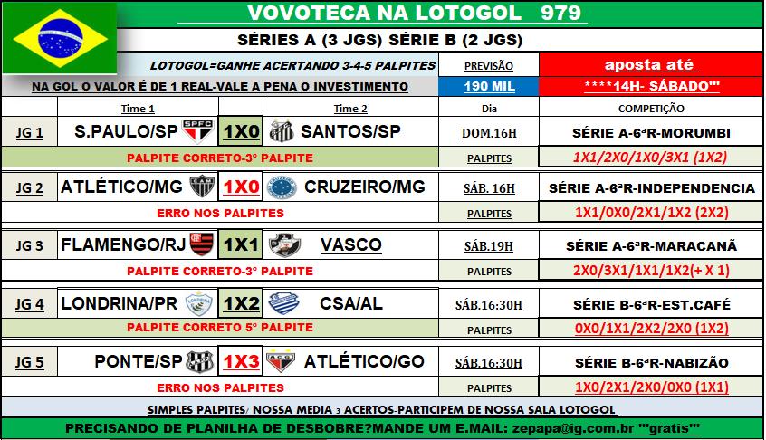 lotogol 979
