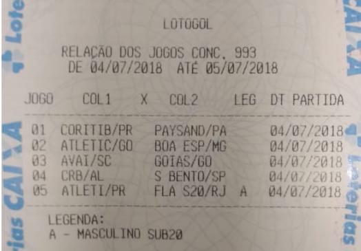 lotogol 993