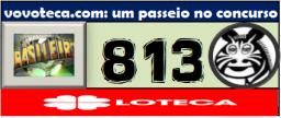 813 chamada
