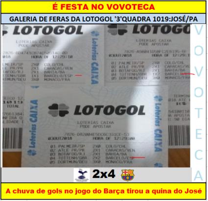lotogol 1019 3 quadras