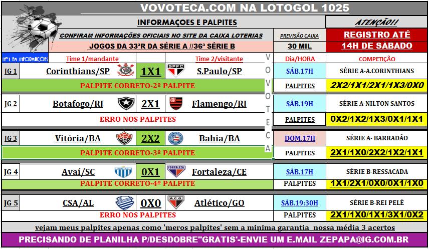 lotogol 1025