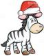 832 zebra noel