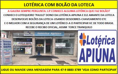 846 LOTERICA APIUNA
